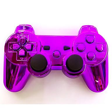 plating draadloze joystick bluetooth dualshock3 SIXAXIS oplaadbare controller gamepad voor PS3