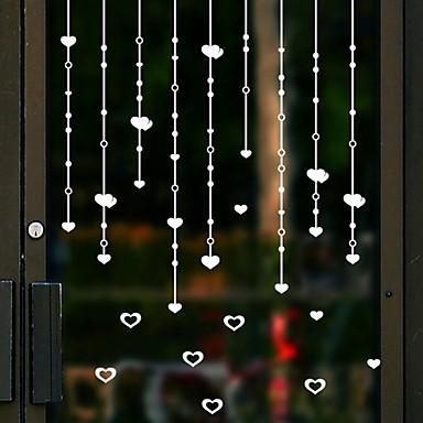 Klasyczny Naklejka okienna,PVC/Vinyl Materiał Dekoracja okna