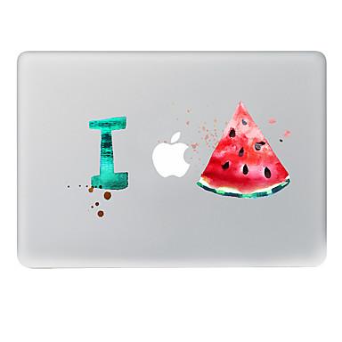 1 parça Deri Etiket için Çizilmeye Dayanıklı Oynanan Apple Logosu Tema PVC MacBook Pro 15'' with Retina MacBook Pro 15'' MacBook Pro 13''