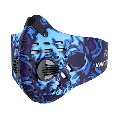 Rower/Kolarstwo Maska Dla obu płci Wspinaczka Fitness Kolarstwo / Rower Snowboarding Motocykl Wodoodporny Wiatroodporna Antistatic