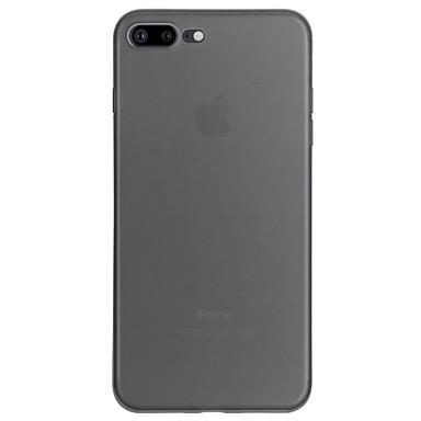 제품 iPhone 8 iPhone 8 Plus iPhone 7 iPhone 7 Plus 케이스 커버 울트라 씬 반투명 뒷면 커버 케이스 한 색상 하드 PC 용 Apple iPhone 8  Plus iPhone 8 아이폰 7 플러스 아이폰 (7)