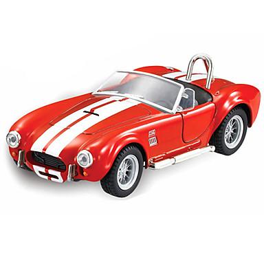 Samochodziki do zabawy Model samochodu Zabawka edukacyjna Zabawki Retro Zabawne Symulacja Muzyka i światło Samochód Metal Alloy Metal
