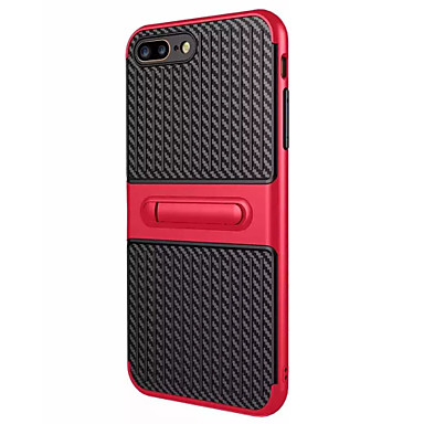 Na Etui iPhone 7 Etui iPhone 6 Etui iPhone 5 Etui Pokrowce Z podpórką Etui na tył Kılıf Zbroja Twarde PC na Apple iPhone 7 Plus iPhone 7