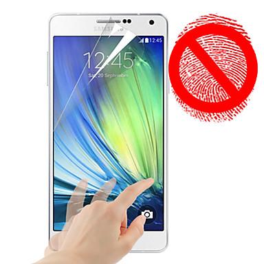 Protetor de Tela para Samsung Galaxy A3 PET Protetor de Tela Frontal Mate