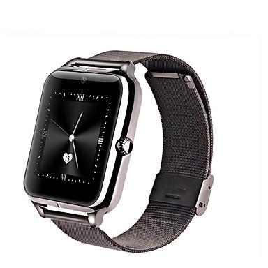 Smart Watch Video Kamera Handsfree puhelut Viesti-ohjain Kamera-ohjain Audio 3G 2G Bluetooth 4.0 iOS Android SIM-kortti