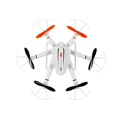 RC Drone FQ777 956 4-kanaals 6 AS 2.4G RC quadcopter Headless-modus 360 Graden Fip Tijdens Vlucht Station Ground RC Quadcopter