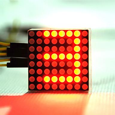 crab Kingdom® diy accesorii electronice crab regat max7219 zăbrele module introducerea unui oaspete