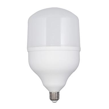 E26/E27 Żarówki LED kulki T120 75 Diody lED SMD 2835 Ciepła biel 3000lm 3000KK AC 220-240V