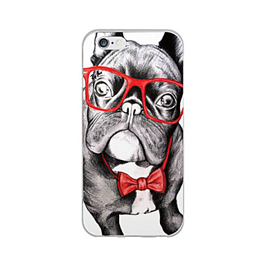 Case For iPhone 6 Plus iPhone 6 Ultra-thin Pattern Back Cover Dog Soft TPU for iPhone 6s Plus iPhone 6 Plus iPhone 6s iPhone 6