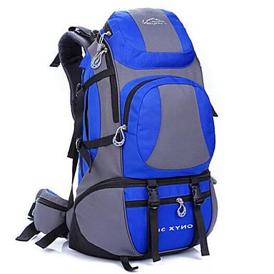 45 L sırt çantası Bisiklet Sırt Çantası Sırt Çantası Paketleri Kamp & Yürüyüş Tırmanma Serbest Sporlar Bisiklete biniciliği / Bisiklet Su