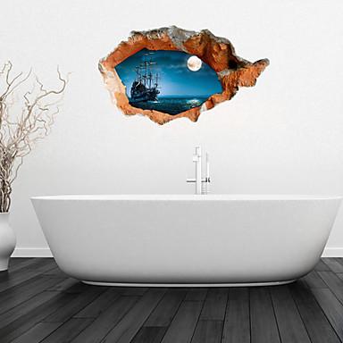 Çıkartmalar ve Bantlar Butik PVC 1pc - Banyo Diğer Banyo Aksesuarları