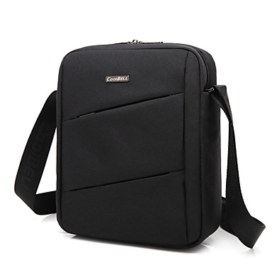 Ayarlanabilir omuz askısı ile coolbell 10.6 inçlik haberci omuz çantası basit stil kovan muhafaza cb-6202