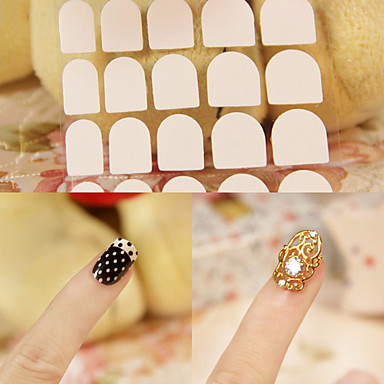 1sheet Kynsiharjat Nail Art Tool Manikyyri Make Up