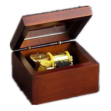 Music Box Zabawka nakręcana Zabawki Classic & Timeless Sztuk Dla dziewczynek Urodziny Prezent