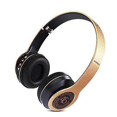 P47 Στο αυτί Ασύρματη Ακουστικά Κεφαλής Δυναμικός Πλαστική ύλη Κινητό Τηλέφωνο Ακουστικά Με Έλεγχος έντασης ήχου Με Μικρόφωνο Ακουστικά