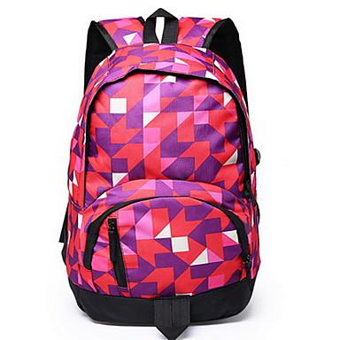 30 L Backpack Laukku kannettavalle tietokoneelle Travel Duffel Rannekoru Bag Matkatavarat Retkeilyrinkat Retkeily ja vaellus Vapaa-ajan