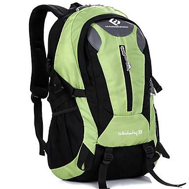 30 L Sırt Çantası Paketleri Bisiklet Sırt Çantası sırt çantası Tırmanma Serbest Sporlar Bisiklete biniciliği/Bisiklet Kamp & YürüyüşSu