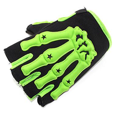 Activități/ Mănuși de sport Mănuși pentru ciclism Mănuși tactice de luptă Uscare rapidă Purtabil Respirabil Tactic Fără Degete Plasă Lycra