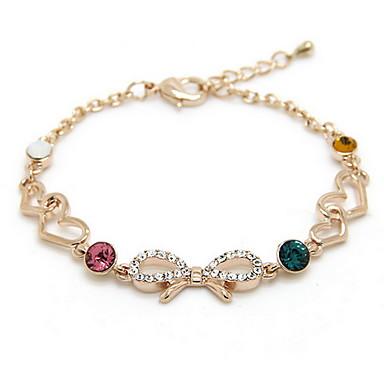 Damskie Bransoletki i łańcuszki na rękę Przyjaźń Stop Biżuteria Biżuteria Na Codzienny Casual