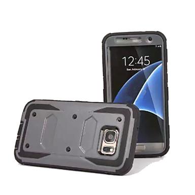 Para Samsung Galaxy S7 Edge Antichoque Capinha Capa Traseira Capinha Armadura PC Samsung S7 edge / S7