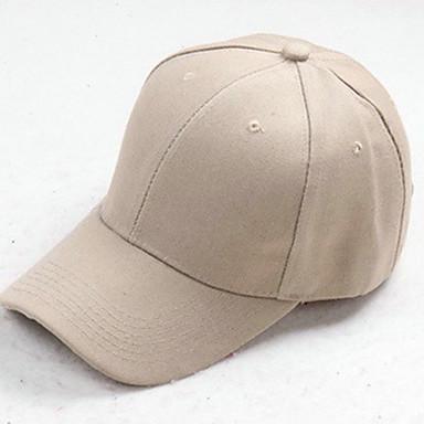 Şapka Kapak Erkek Kadın's Unisex Rahat Koruyucu Güneş Kremi için Serbest Sporlar Beyzbol Bahar Yaz