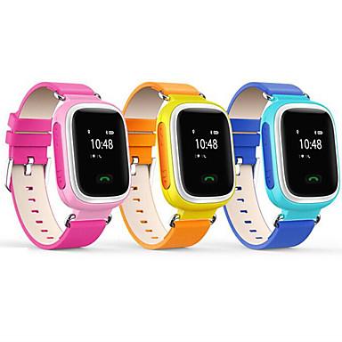 Dziecięce Sportowy Do sukni/garnituru Inteligentny zegarek Modny Zegarek na nadgarstek Cyfrowe Wysokościomierz Termometry Chronograf