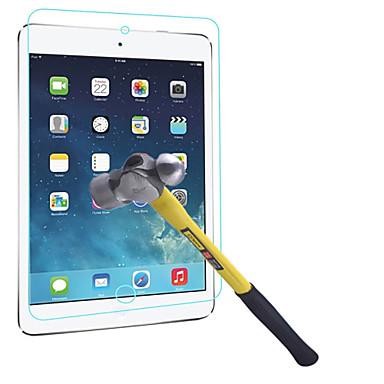protetor de tela de vidro temperado com um pano de microfibra para ipad 6 (iPad Air 2)