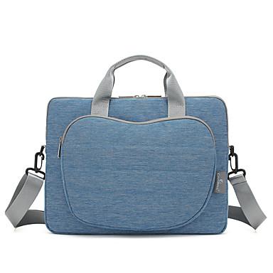 coolbell σχήμα τσάντα φορητού υπολογιστή χαρτοφύλακα καρδιά 13,3 ιντσών με λουρί ώμου για τις γυναίκες CB-3105