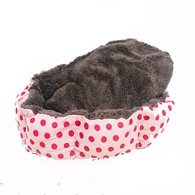 Kot Pies Łóżka Zwierzęta domowe Koce Przenośny Różowy