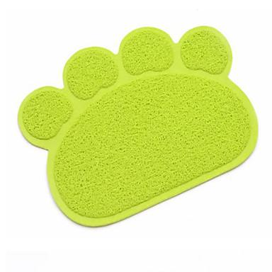 Γάτα Σκύλος Κρεβάτια Κατοικίδια Χαλάκια & Μαξιλαράκια Αδιάβροχη Γκρίζο Καφέ Τριανταφυλλί Κόκκινο Μπλε