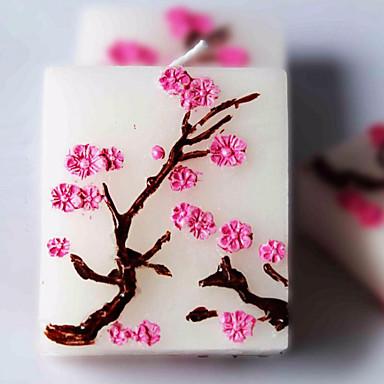 شمعة شمعدانات الأزهار/النباتية الزفاف,
