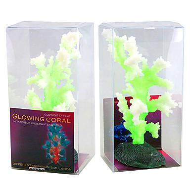 Decorațiune pentru Acvariu Coral Artificial Reșină