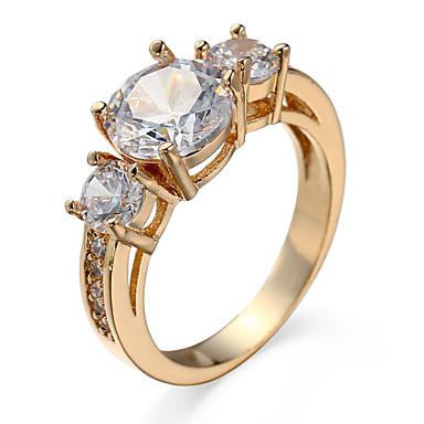 نساء خاتم مكعب زركونيا والمجوهرات زركون مكعبات زركونيا سبيكة مجوهرات من أجل فضفاض