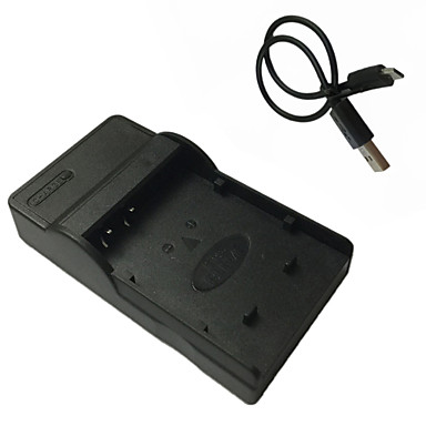 blh7e micro USB ładowarka akumulatora kamery mobilne Panasonic DMW-blh7 blh7e gm5 DMC-gf7 GM1