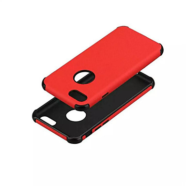 Na Odporne na wstrząsy Kılıf Etui na tył Kılıf Jeden kolor Miękkie TPU na Apple iPhone 7 Plus iPhone 6s Plus/6 Plus iPhone 6s/6