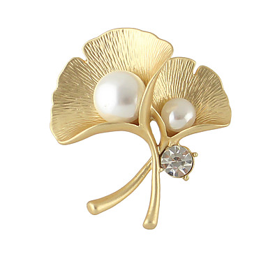 Pentru femei Broșe - Modă Argintiu / Auriu Broșă Pentru Casual