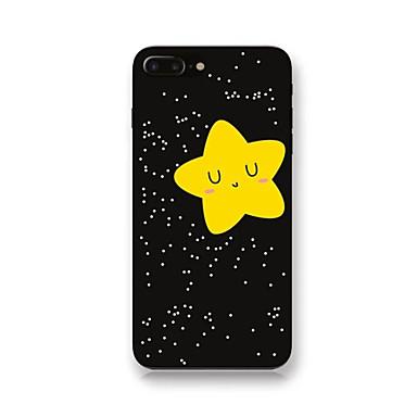 Na IMD Wzór Kılıf Etui na tył Kılıf Kreskówka Twarde PC na Apple iPhone 7 Plus iPhone 7 iPhone 6s Plus/6 Plus iPhone 6s/6
