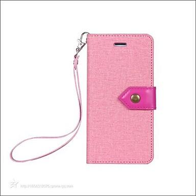 Plus iPhone 6s Custodia Tinta carte portafoglio Plus Resistente Tessile Plus per iPhone A supporto 6 7 Porta unita 7 iPhone Apple di Integrale credito iPhone Con 7 iPhone 7 Per 05521580 iPhone UYCqvYF4
