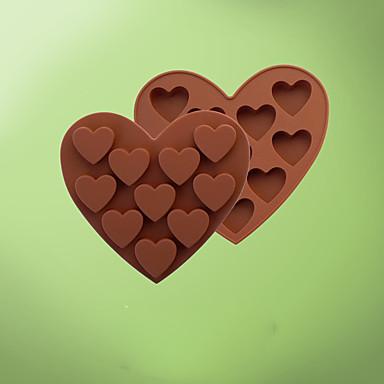 coacere Mold tort pentru Candy Care înmugurește pentru pâine pentru Cookie SiliconCalitate superioară Nuntă Gril pe Kamado ziua