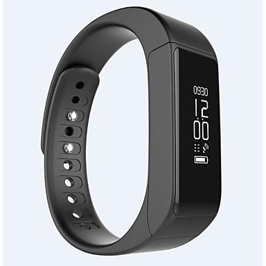 iy android telefon uygulaması için yy i5plu erkek bayan Bluetooth akıllı bilezik / akıllı izleme / spor pedometre