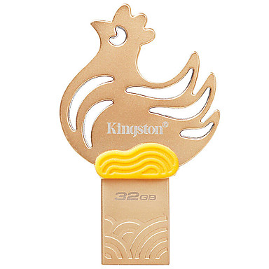 Kingston 32GB محرك فلاش USB قرص أوسب USB 3.1 معدن