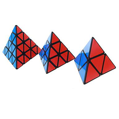 ο κύβος του Ρούμπικ Shengshou Pyraminx 2*2*2 3*3*3 4*4*4 Ομαλή Cube Ταχύτητα Μαγικοί κύβοι παζλ κύβος Νέος Χρόνος Η Μέρα των Παιδιών Δώρο