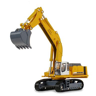 Παιχνίδια αυτοκίνητα Παιχνίδια Όχημα κατασκευών Εκσκαφέας Παιχνίδια Τηλεσκοπικό Εκσκαφείς ABS Πλαστική ύλη Μεταλλικό Κλασσικό &