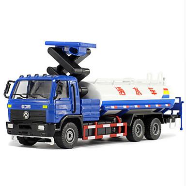 Παιχνίδια αυτοκίνητα Παιχνίδια Φορτηγό Όχημα κατασκευών Φορτηγό ψεκασμού Παιχνίδια Τηλεσκοπικό Φορτηγό ABS Πλαστική ύλη Μεταλλικό