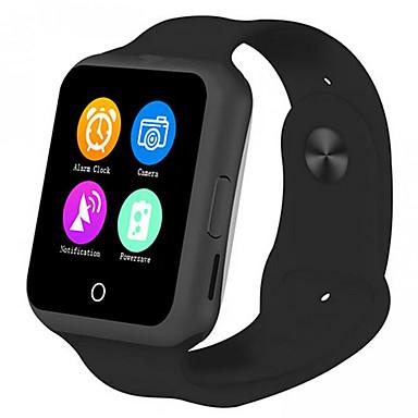Smart Watch GPS Sykemittari Kamera Handsfree puhelut Audio Activity Tracker Sleep Tracker Ajastin Sekunttikello Löydä laitteeni