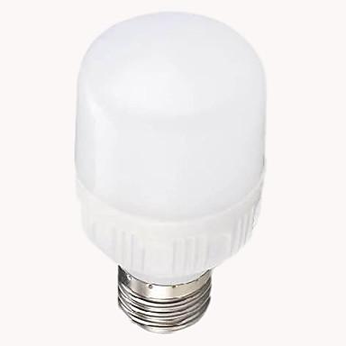 EXUP® 10W 1050 lm E26/E27 LED Mısır Işıklar T 12 led SMD 2835 Dekorotif Sıcak Beyaz Serin Beyaz AC 220-240V