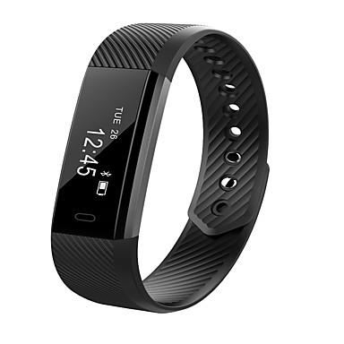 cardmisha ID15 inteligentna opaska wibracje Budzik zespół krokomierz bransoletka przydatności tracker przydatności do iPhone Android