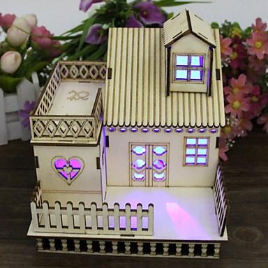 1pc οδήγησε πολύχρωμα δώρο για τις γιορτές γενεθλίων νεότευκτη πολυλειτουργικό σπίτι νύχτα λάμπα