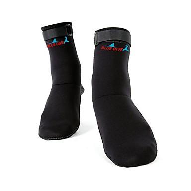 BlueDive® Παιδικό Γιούνισεξ 3mm Στολές Διατηρείτε Ζεστό Γρήγορο Στέγνωμα Αντιολισθητικό Νάιλον Νεοπρένιο Σκάφανδρο Κάλτσες-Κολύμβηση