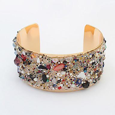 Damskie Bransoletki cuff Modny Europejski Stop Inne Biżuteria Impreza Urodziny Biżuteria kostiumowa